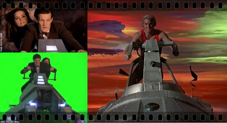 Dr Who_Flash Gordon rocket cycle_